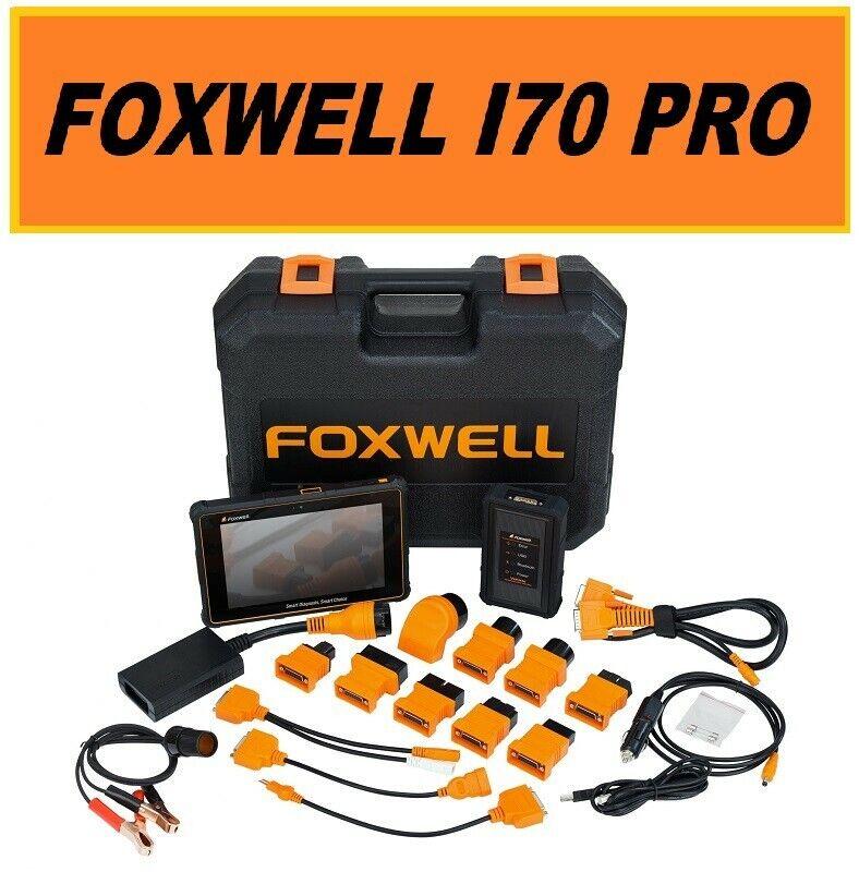 FOXWELL I70 PRO ALL SYSTEM DIAGNOSTIC PLATFORM