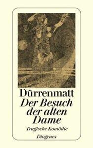 FRIEDRICH DÜRRENMATT Der Besuch der alten Dame ********NEU & KEIN PORTO********