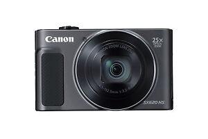 BRAND-NEW-Canon-PowerShot-SX620-HS-Digital-Camera-Black-Retail-Box
