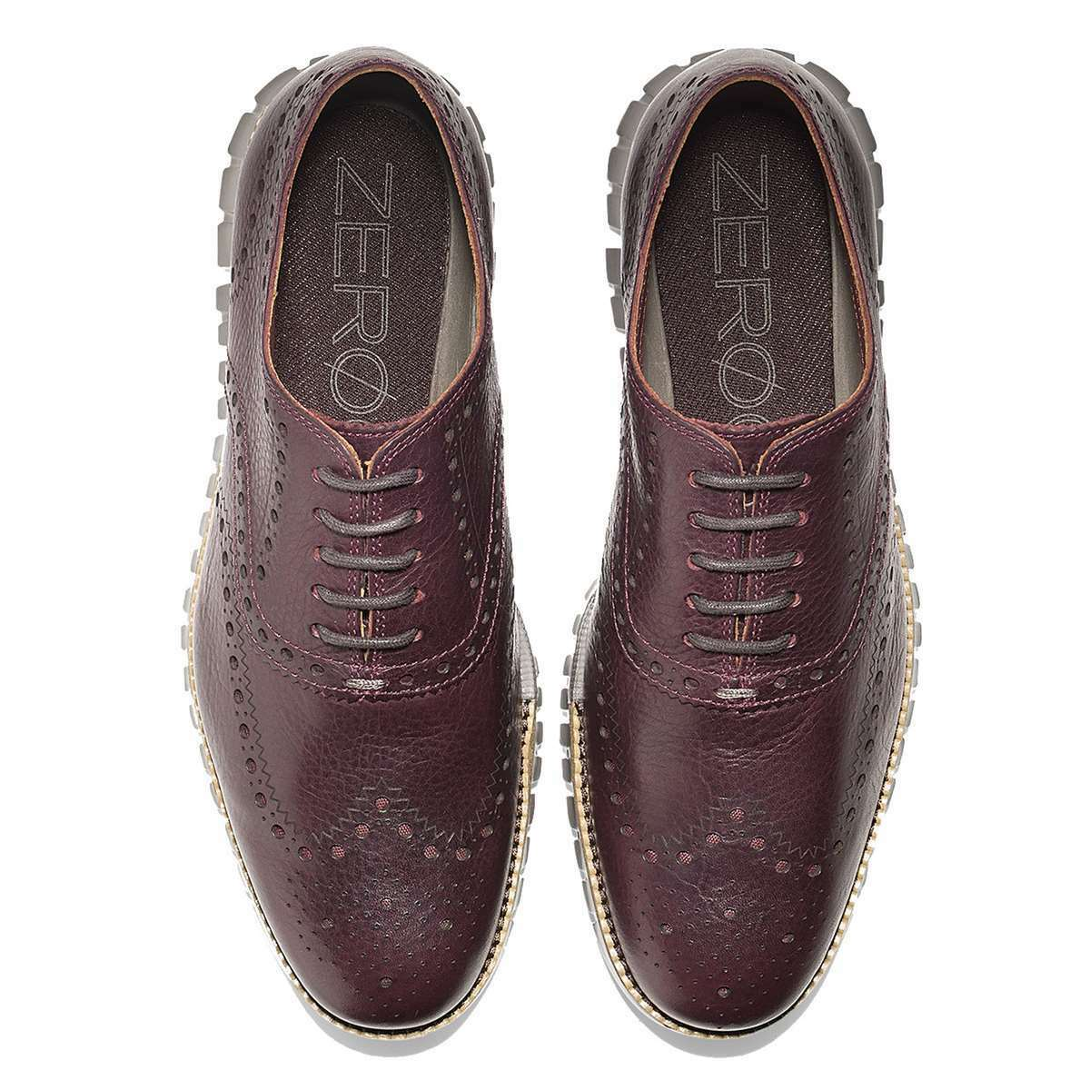 Cole Formal Haan Uomo Dress Formal Cole /Casual Shoes Zerogrand Wingtip Pelle Oxford Shoes bed0aa