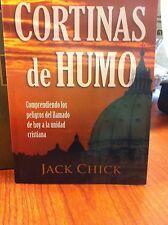 Cortinas de Humo by Jack T. Chick (1984, Paperback)