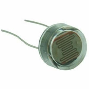 Encapsulated Light Dependant Resistor LDR Photo Cell | eBay