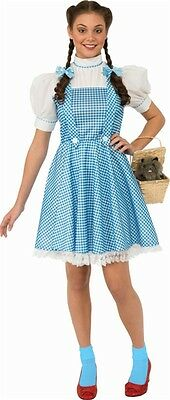 DOROTHY Adult Womens Costume HALLOWEEN Wizard of Oz Licensed