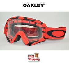 93d0b36d599 item 2 OAKLEY® O-FRAME® GOGGLES MX ATV MOTOCROSS MOTORCYCLE DIRT INTIMIDATOR  RED BLACK -OAKLEY® O-FRAME® GOGGLES MX ATV MOTOCROSS MOTORCYCLE DIRT ...