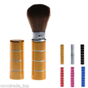 Kabuki-Stile-Pennelli-Trucco-Spazzola-Fondotinta-Fard-Cipria-Viso-Professionale