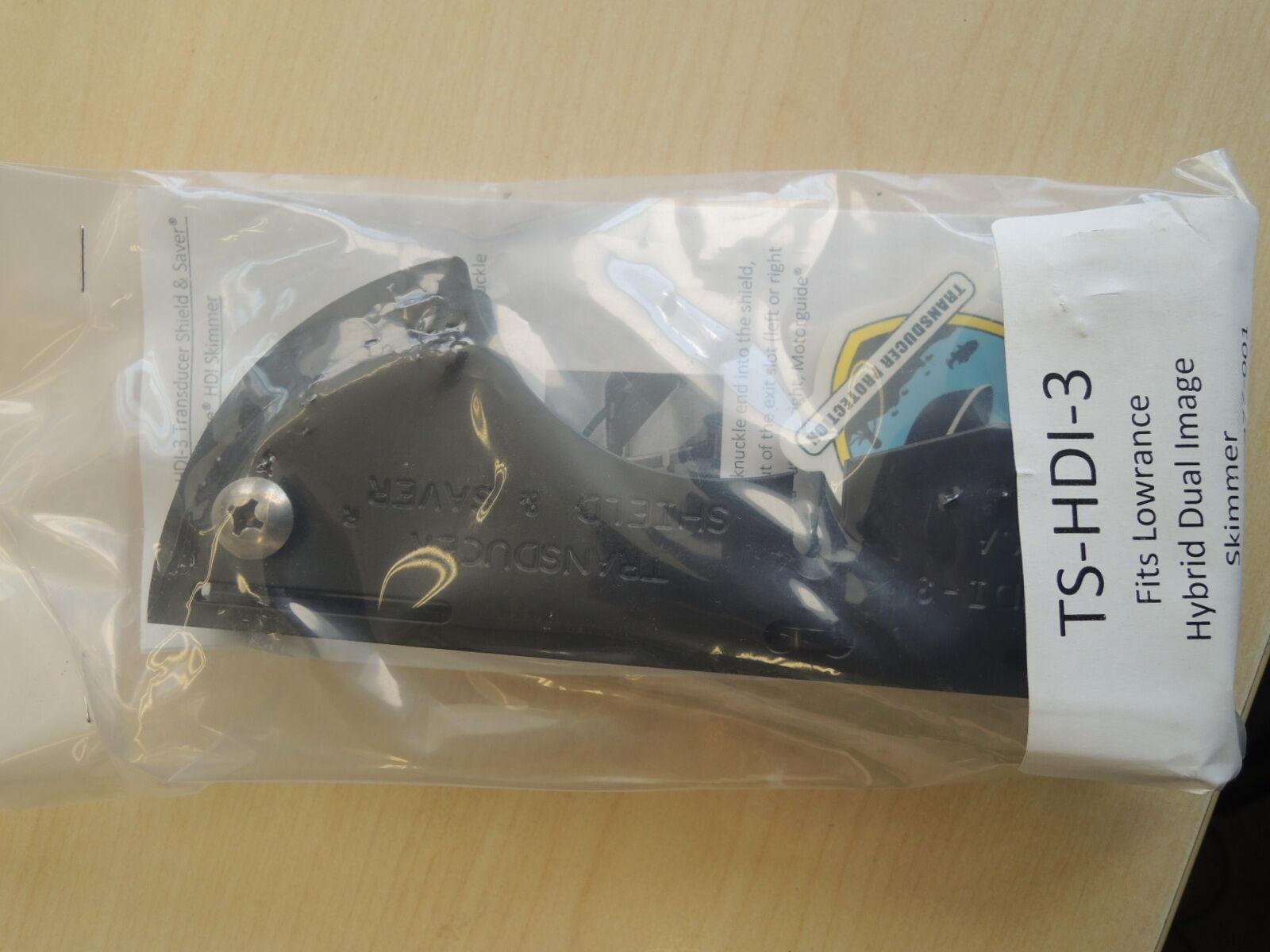TRANSDUCER SHIELD & SAVER TS-HDI-3 TS-HDI-3 TS-HDI-3 Niedrigrance Elite HDI  Fish Finders 17bfba