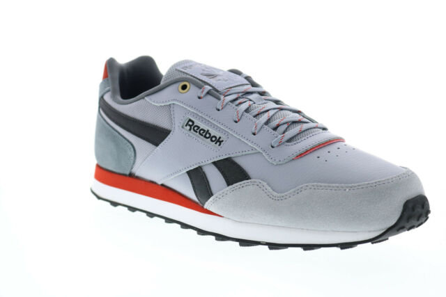 Reebok Classic Harman FV6879 Mens Gray Lifestyle Sneakers Shoes 10