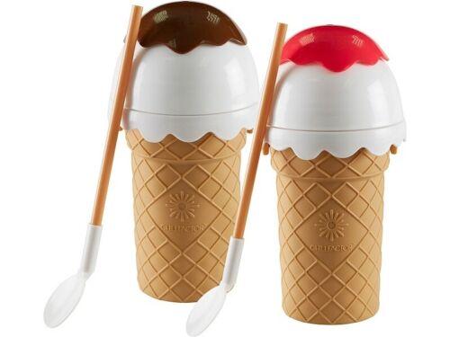 Nouveau facteur de refroidissement squeeze crème glacée dessert sweet maker