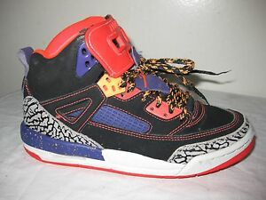 Details Spizike 025 Crimson Nike Tasmanian About Devil Black Bright Jordan Boys 317321 Bg hCxtsrBQdo