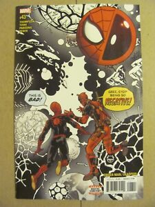 Spider-Man-Deadpool-43-Marvel-Comics-2016-Series-9-6-Near-Mint