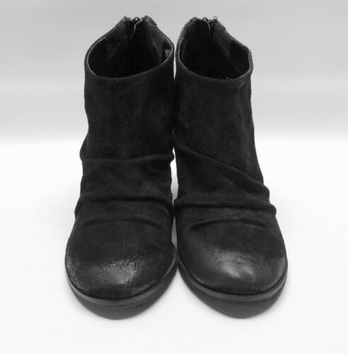 Femmes Chaussures Cuir Cheville Boutique 7 Schiste 9 Noir Bottines wYqqZAH