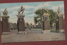 Mrs Greaves. Wath Road, Rotherham. c1910 Hampton Court Gates.   ga150