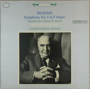 BRUNO-WALTER-Brahms-Symphony-No-3-COLUMBIA-MS-6174-6-Eye-1AA-1AB-NM