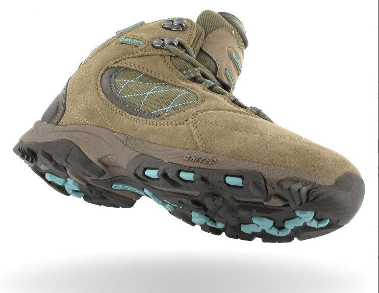 Hi Tec Ladies Iona Waterproof WP Walking Hiking Boots - FREE UK P&P