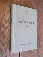 Cosmographie / Grignon / 1933