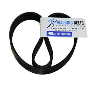 NTL10841 NordicTrack C2000 Treadmill Motor Drive Belt Free 1oz Lube