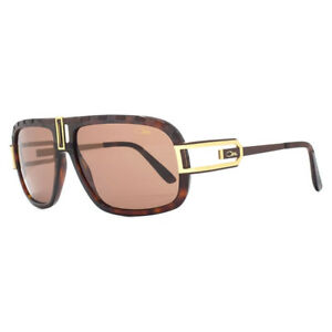 ffc31f1bd04 Image is loading Cazal-8014-Sunglasses-Color-003-Brown-Gold-Authentic-