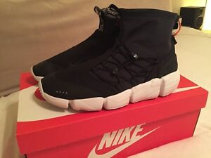 1a68c5f6a36 AH8689-001 Nike Air Footscape Mid Utility DM UNDFTD Size 11 NEW