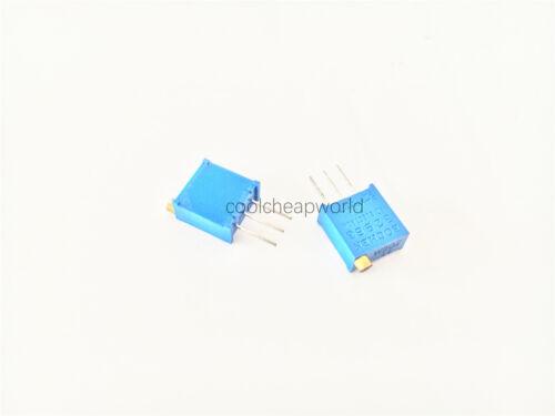 200pcs 3296W 203 20K Ohm Trim Pot Trimmer Potentiometer Variable Resistor 25Turn