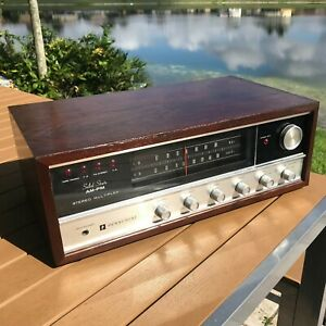 A Restored 1973 JCPenney Penncrest Model 6912 Stereo Receiver - See the Video!