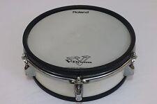 "Roland PD-100 WHT V Drum 10"" Mesh Head PD100 for TD VDrum 105 125 85 80 80R kit"