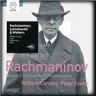 Rachmaninov: Sonata in G minor; Lutoslawski: Grave for Cello and Piano; Webern: Three Little Pieces (2015)