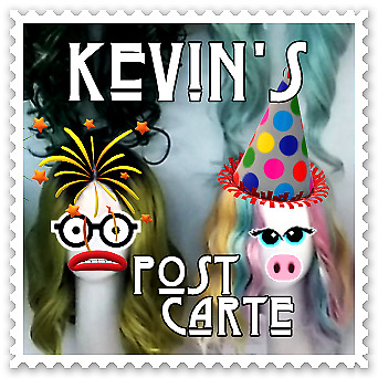 Kevin's Post Carte