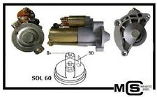 New OE spec FIAT Ducato 10 14 18 2.8 JTD 00-06 Starter Motor