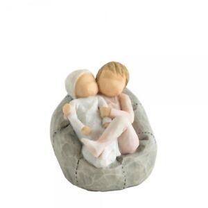 New-2018-Willow-Tree-Figurine-My-New-Baby-Blush-Baby-Gift-Christening-27780
