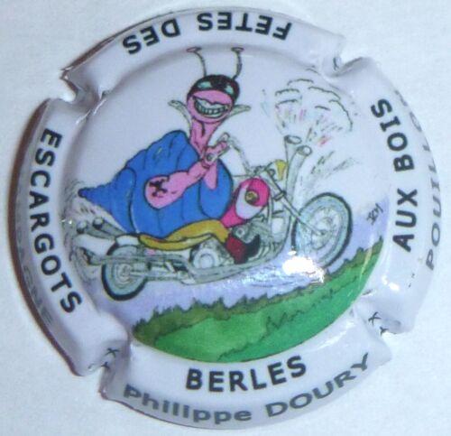 DOURY Ph Berle aux Bois Capsule de Champagne : Extra !! n°160
