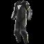 Dainese-Laguna-Seca-4-2pcs-Suit-Fb-sw-grau-gelb-Gr-52-UVP-1149-95 Indexbild 1