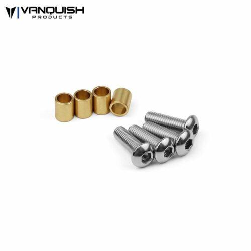 Vanquish VPS07511 SCX10-II KNUCKLE BUSHINGS