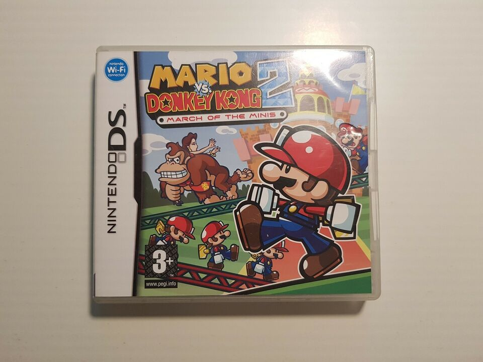 Mario vs. Donkey Kong 2, Nintendo DS