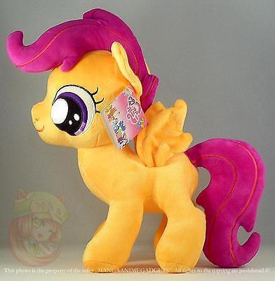 "Scootaloo plush doll 12""/30 cm My Little Pony plush Scootaloo doll  UK Stock"