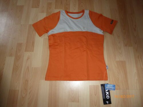 Details about  /JAKO Ladies Running Shirt Size XS Color Orange NEW REDUCED PRICE! show original title