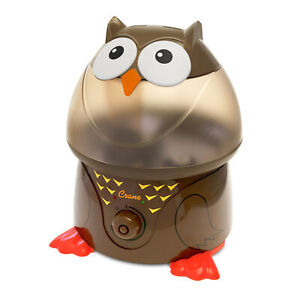 Crane RB-8189 EE-8189 Adorables Ultrasonic Humidifier Owl Certified Refurbished