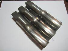 "NEW USA SET PLUG /& BOTTOM Machinist Tool CLEVELAND 3//4/""-16 HSS TAP TAPER"