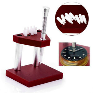 Watch-Hand-Presto-Chrono-Press-Presser-Einstellung-Fitting-Uhrmacher-Reparatur-Werkzeug