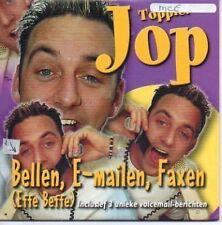 (926F) Toppie Jop, Bellen E-Mailen Faxen - 2001 CD