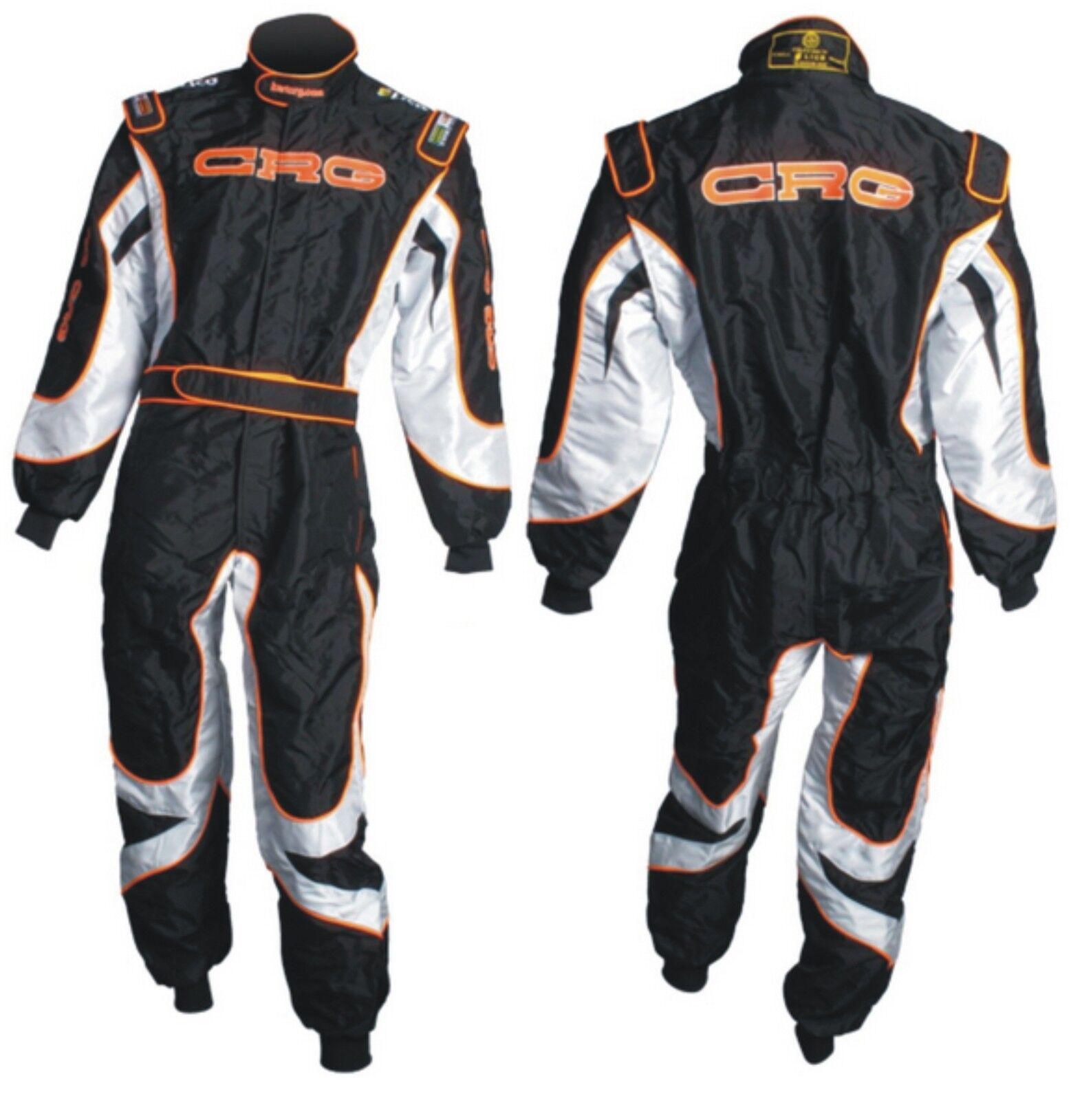 Ny CRG Go Kart Race Suit CIK  FIA nivå 2