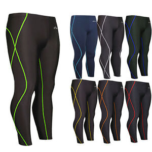 womens-tights-skin-compression-pants-base-layer-clothing-XS-2XL