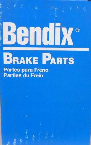 150.80002 FITS VEHICLES ON CHART BRAND NEW BENDIX FRONT BRAKE HOSE 77495
