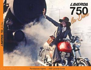 """LAVERDA 750 """"LA DIVA"""" - new book"""