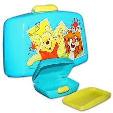 DISNEY Lunchbox Brotdose Brotzeit Winnie the Pooh Tigger Winnie Puuh und Tieger