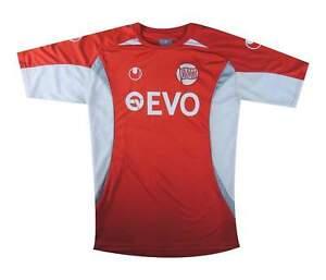 Offenbacher Kickers 2010-11 ORIGINALE Maglietta (eccellente) S Soccer Jersey