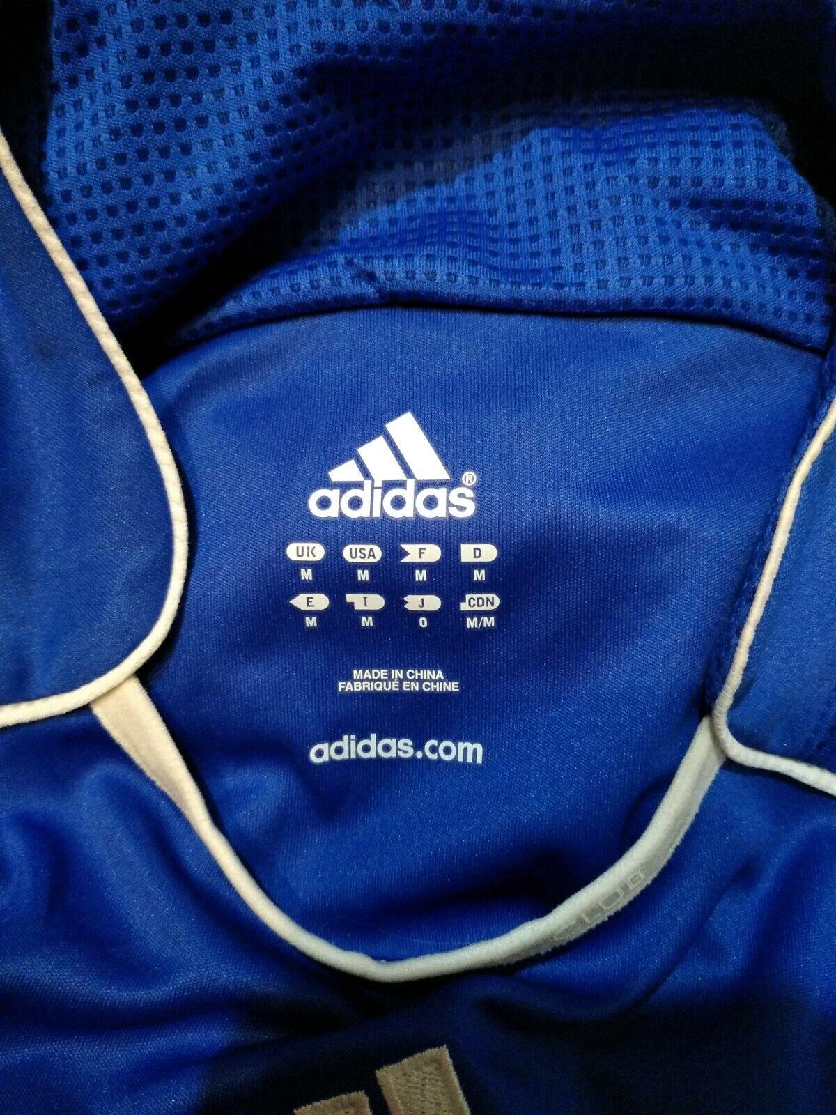 Größe M Chelsea 2006-2008 Home Football Shirt Jersey Jersey Jersey Adidas a5d42d