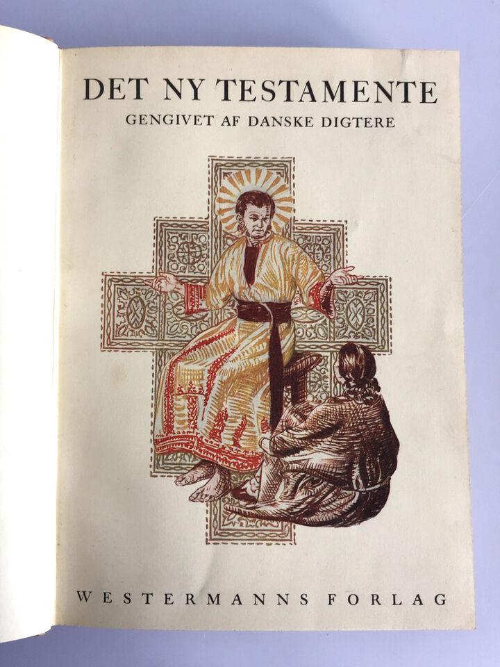 Det Ny Testamente - Westermanns Forlag