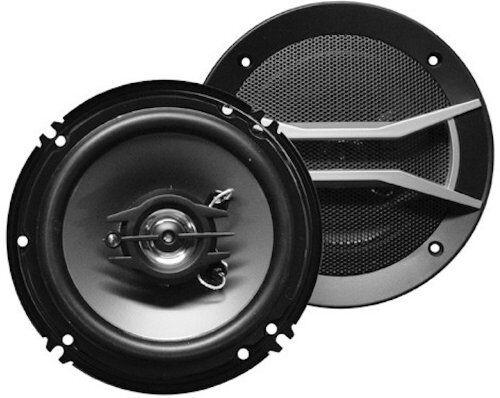 """Audiopipe XGT1603 Speaker 6.5/"""" 3-way Xxx; 350w; Butyl Surrnd"""