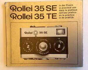 Rollei Gebrauchsanleitung zur Rollei 35 SE und TE - Vaihingen, Deutschland - Rollei Gebrauchsanleitung zur Rollei 35 SE und TE - Vaihingen, Deutschland