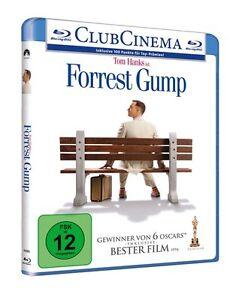 Forrest-Gump-Blu-ray-NEU-amp-OVP-Tom-Hanks-Ausgezeichnet-mit-6-Oscars
